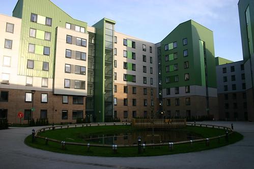 Bradford University Student Room