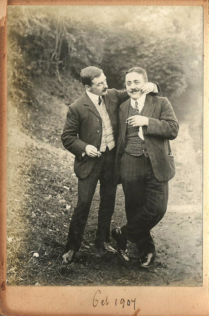 Wonderful 1907 Moustaches - The Ultimate Movember Image -7843