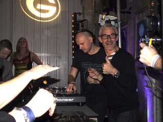 Above & Beyond G-Tech TIGHT SPACE Gig | by G-Technology