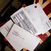 Scription Chronodex Weekly Planner 2012 - Hong Kong, Japan holidays