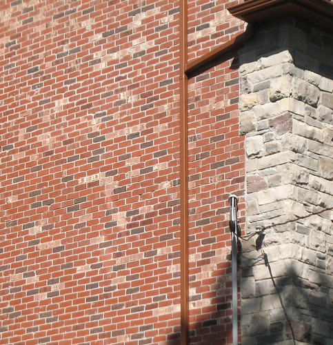 Hourwall Classicbrick Vintagewhite: OLD PLANTATION BRICKS With Some Black Williamsburg TUDOR B
