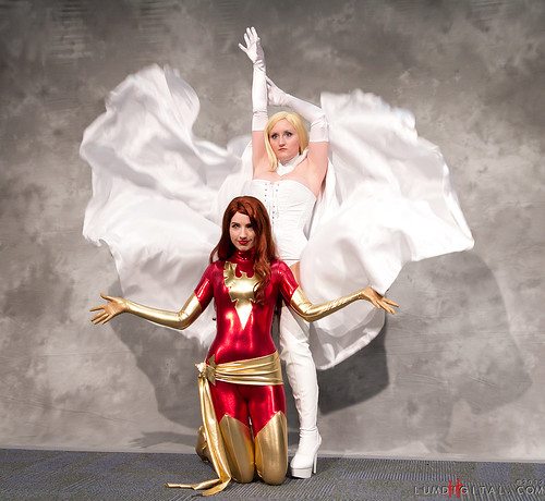 Dark Phoenix and the White Queen | by calibre68