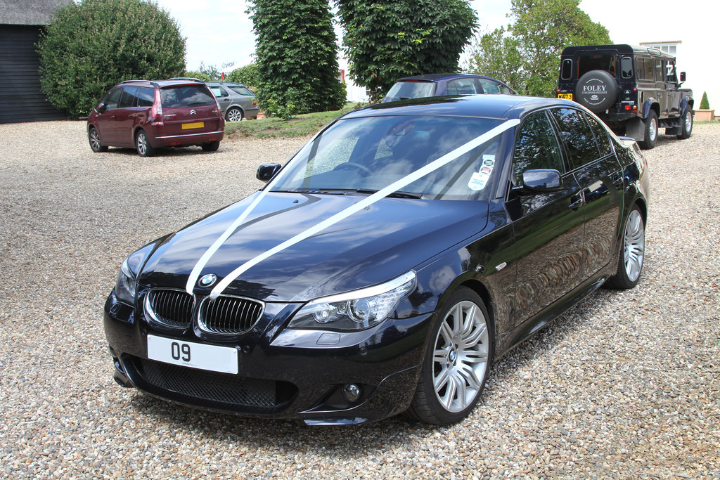 bmw 535d m sport e60 black dbrooker1 flickr. Black Bedroom Furniture Sets. Home Design Ideas