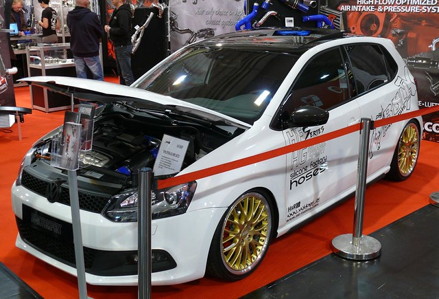 vw polo 6r gti tuned white 2011 vl explore stkone. Black Bedroom Furniture Sets. Home Design Ideas