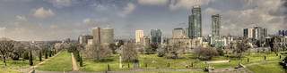 Panorama of Melbourne from Shrine of Rememberance | by Gr8tFate - Andrew Perreault