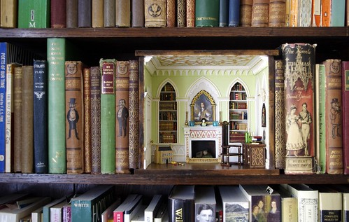 There's a Library in my Library | by Sweetington
