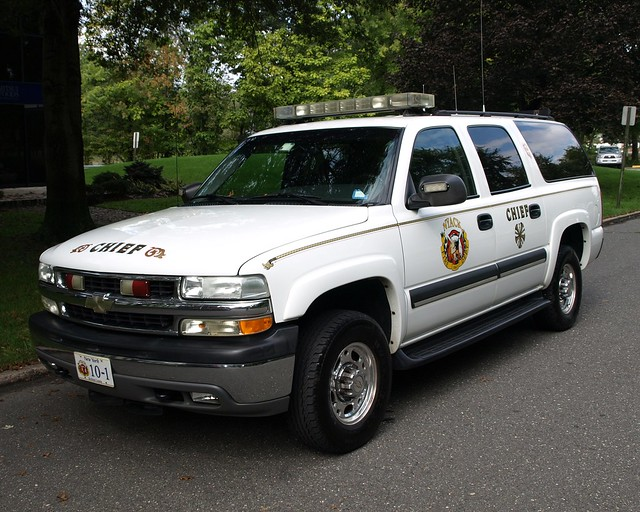 Chevy suburban fire chief vehicle nyack fire department flickr