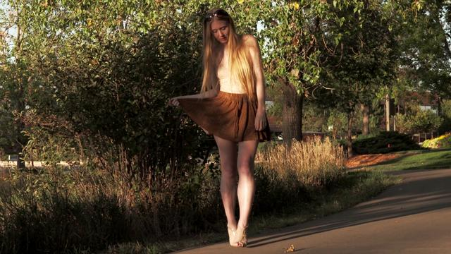 Pencey Suede Skirt On Vimeo By Jacqueline Rose By Fashion Snag