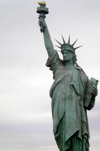 Statue de la libert de colmar statue de la libert de for Createur statue de la liberte
