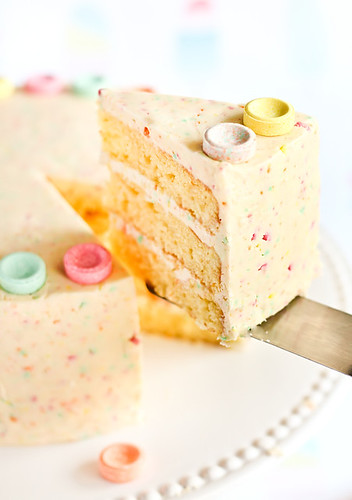 Icing A Fruit Cake With Royal Icing