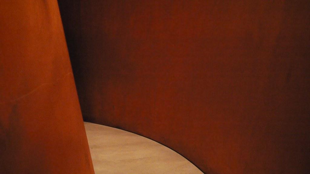 Serra Richard Bilbao Richard Serra Sculpture