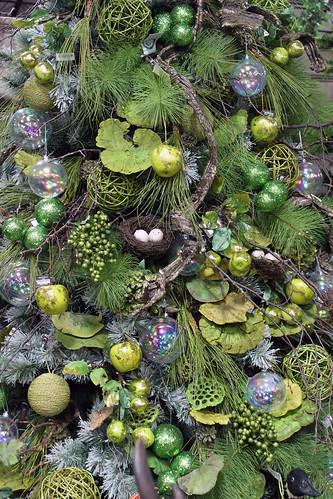 Christmas Woodland Green — Carol Caggiano, AIFD, PFCI | Flickr