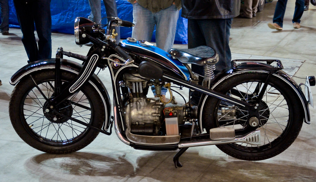Bmw R2 1933 Thomas T Flickr