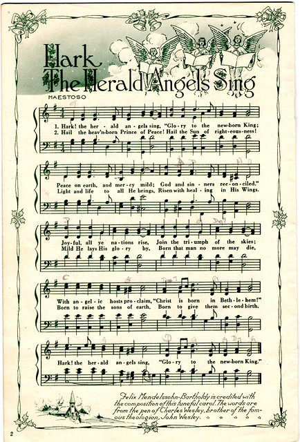 Hark The Herald Angels Sing | Flickr - Photo Sharing!
