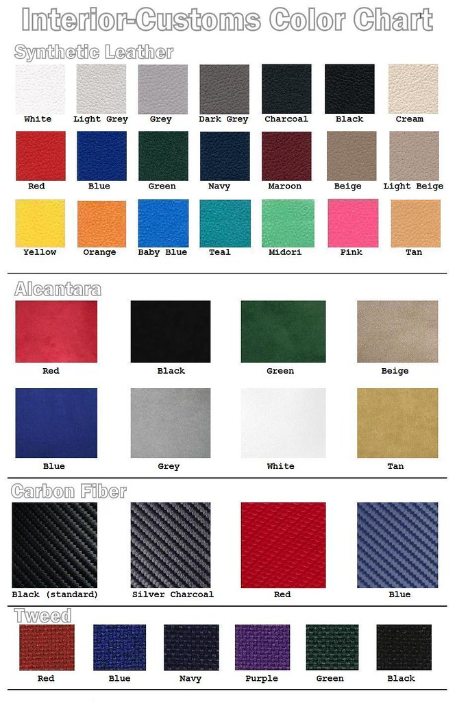 i c 2012 color chart interior customs flickr. Black Bedroom Furniture Sets. Home Design Ideas