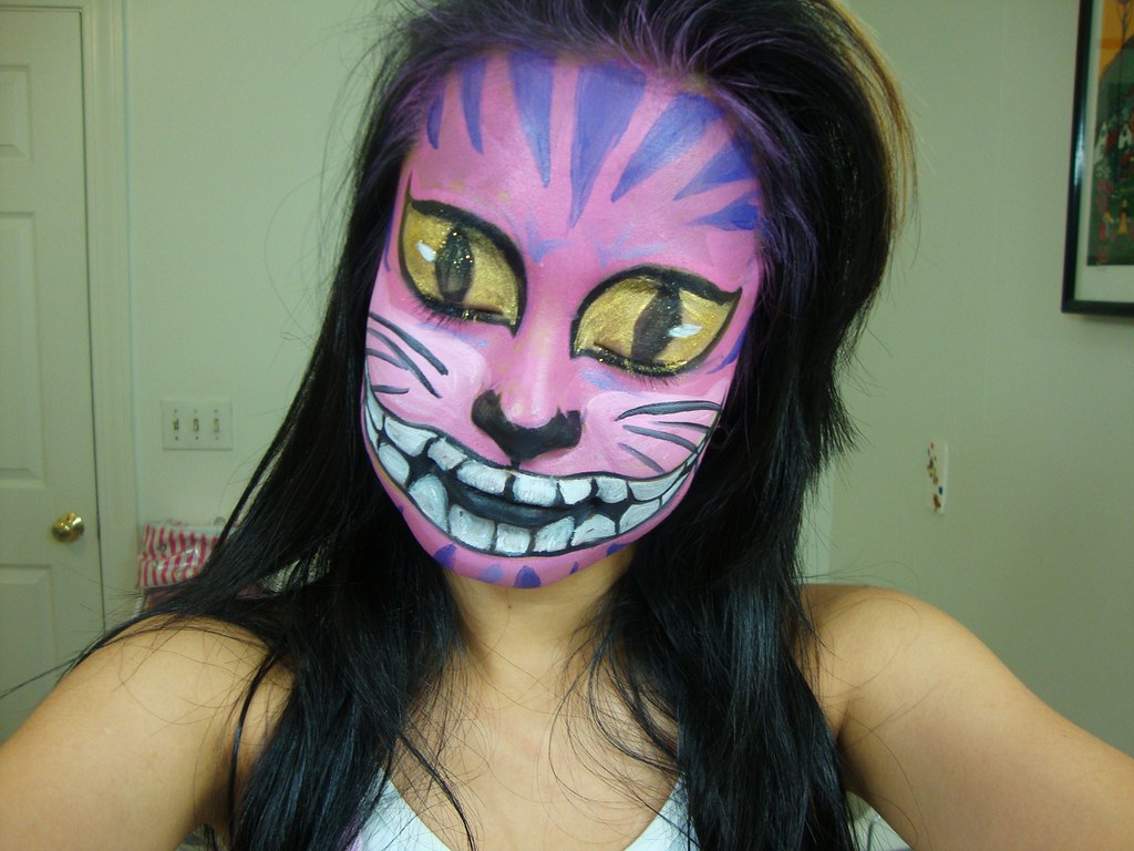 cheshire cat! (1) | meow? i love this one because i love the… | flickr