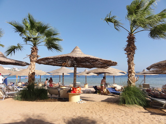 Sharm el-Sheikh Beach, Egypt