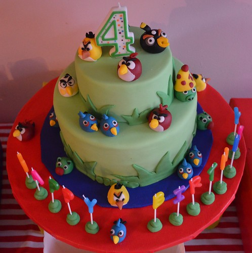 Birthday Cake To My Youngest Son Image
