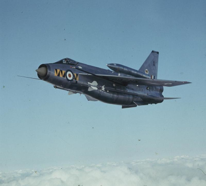 an english electric lightning f 6 of no 74 squadron at raf flickr