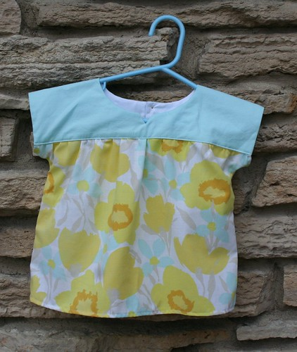 Lucy's Ice Cream Top Front | by Mle BB