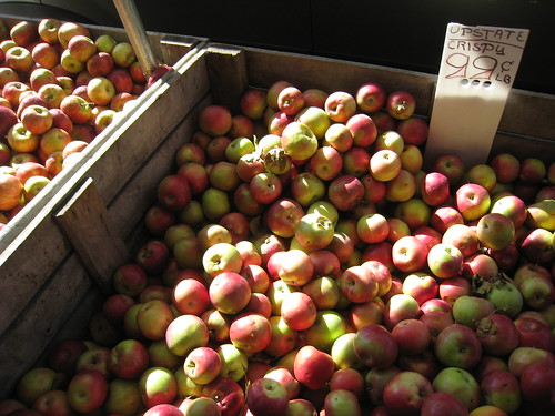 Upstate apples in Brooklyn | by boodely