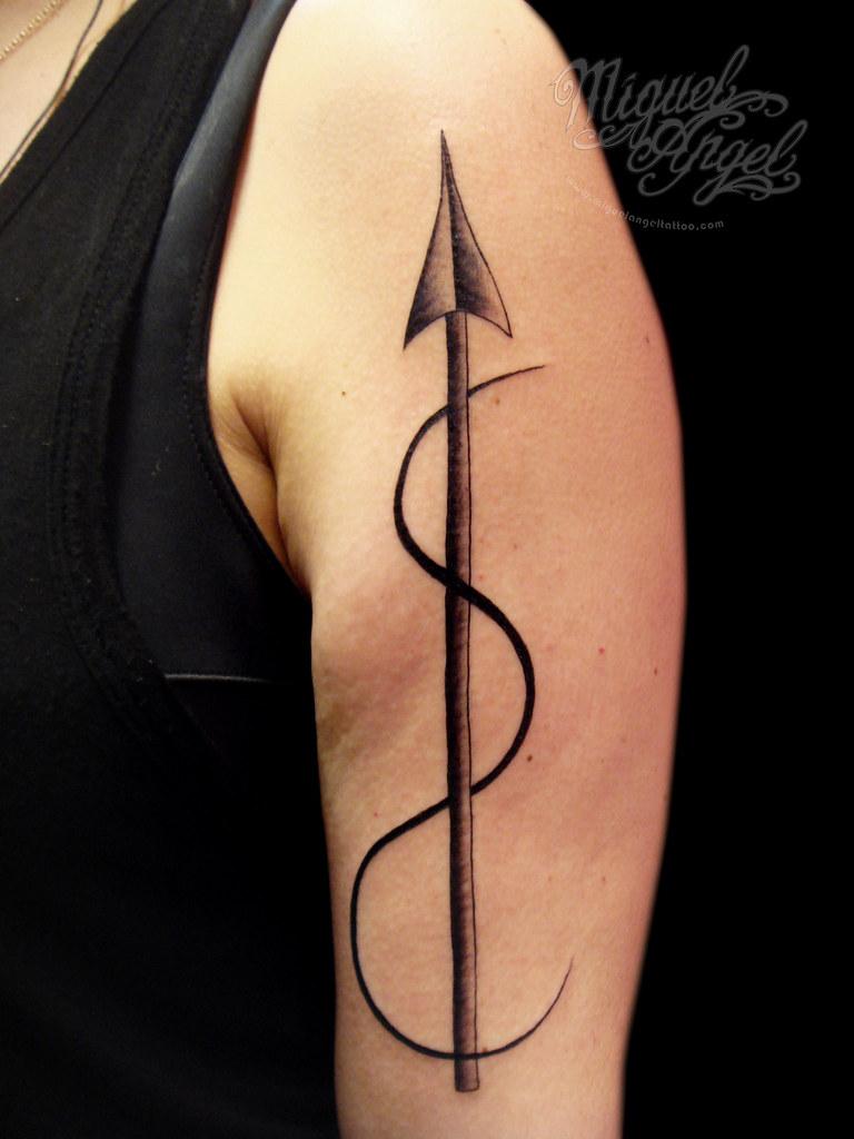 Alchemy Symbol Tattoo Miguel Angel Custom Tattoo Artist Ww Flickr