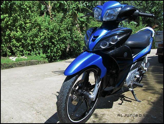 BV Yamaha Vega Force_03000