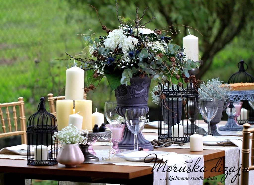 Franczska Romanca La Mmoires De Paris Wedding Decorati Flickr