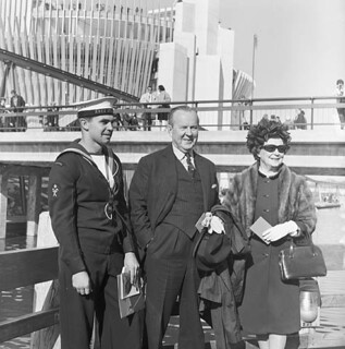 prime minister of canada lester bowles pearson in front of flickr. Black Bedroom Furniture Sets. Home Design Ideas