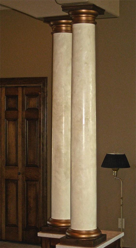 Columns - Italian Venetian Plaster - Bella Faux Finishes ...