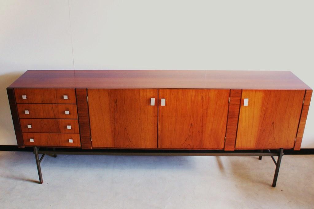 Alfred Hendrickx sideboard XXL : Schitterend groot vintage d ...