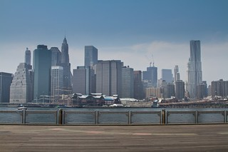 Manhattan Skyline | by Spyros Mylonas