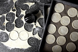 pie crust cookie lids, bases | by smitten kitchen
