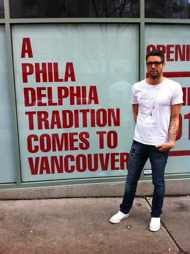 A Philadelphia Tradition Comes to Vancouver | by The American Cheesesteak Co.
