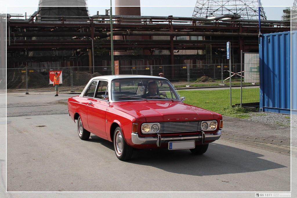 1968 1971 Ford 17m P7 02 The Ford 17 M Was A Range