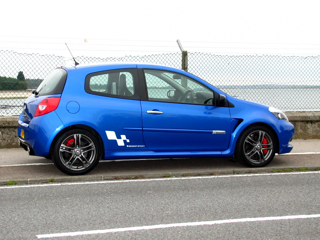 renaultsport clio 200 i liked the last one so much i bough flickr. Black Bedroom Furniture Sets. Home Design Ideas