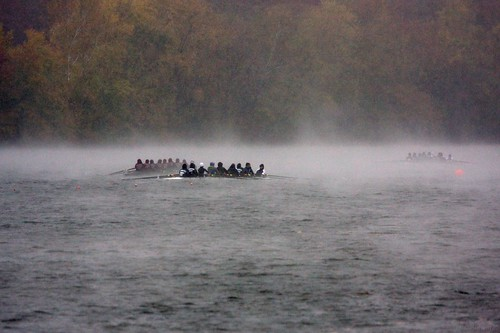 2011 HOSR Day 1 Racing in the Fog | by michaelwm25