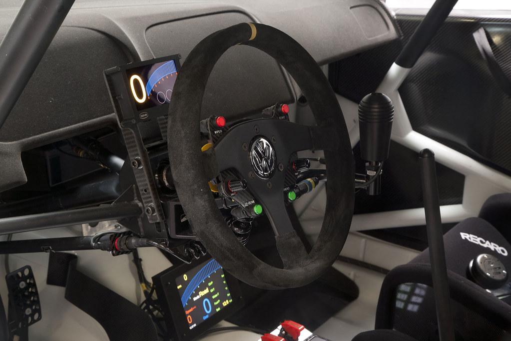 Volkswagen Polo WRC interieur | Volkswagen Motorsport test w… | Flickr