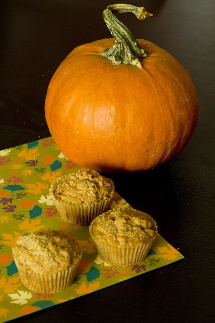 Pumpkin Apple Streusel Muffins 5 | Flickr - Photo Sharing!