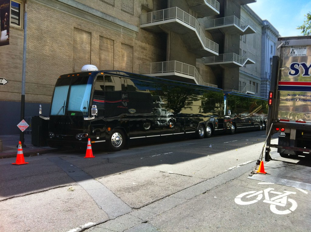 Tour Bus Rental Orlando Fl
