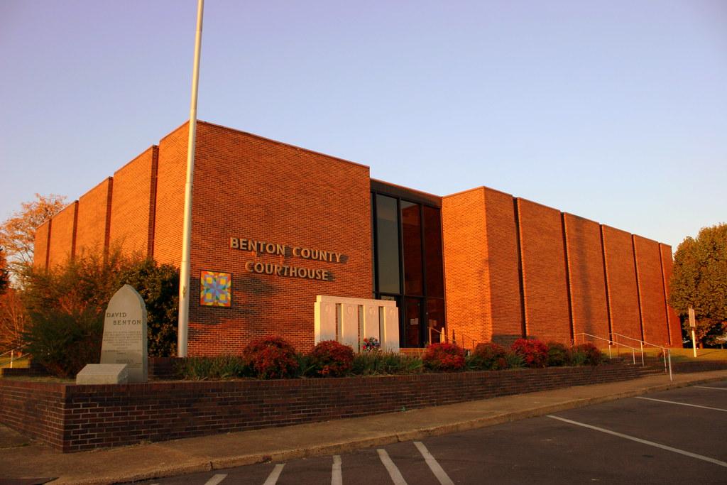 Benton County Tn Property Tax Mailing Address
