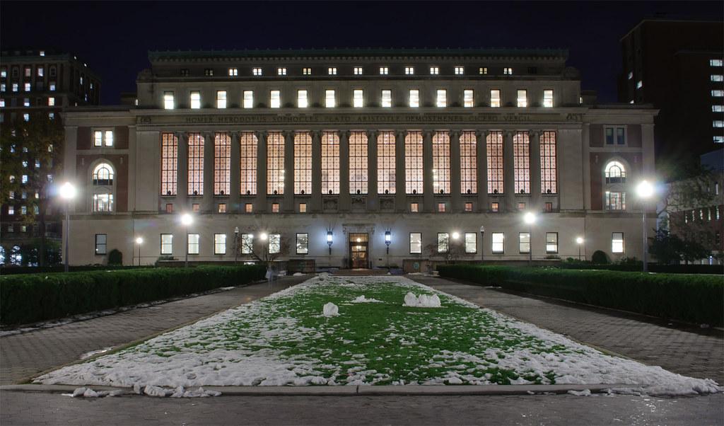 Columbia university dating scene