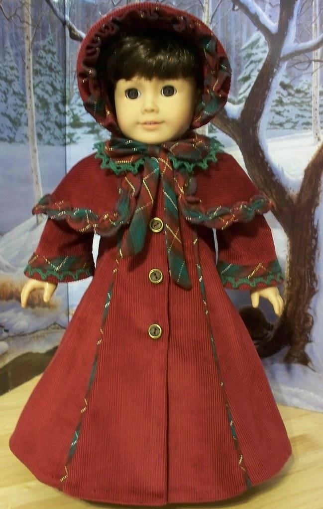 Christmas Plaid Fabric