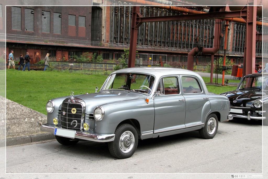1953 1962 mercedes w 120 180 02 the mercedes benz for 1962 mercedes benz