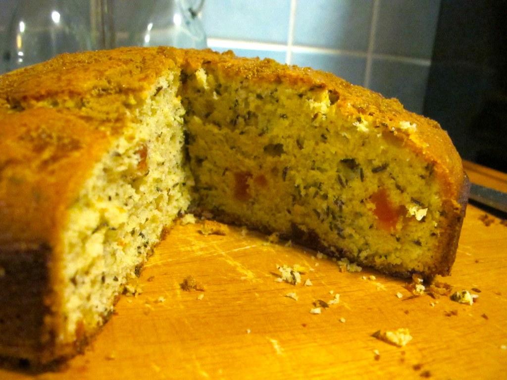 Caraway Seed Cake Recipe
