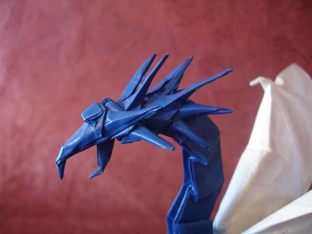 Origami Ancient Dragon Instructions Pdf Complex Diagrams I Can Improve My Folding Photography Skills Image Please Ryujin Diagram