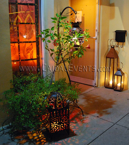 Moroccan Themed Dinner At The French Bamboo Restaurant In