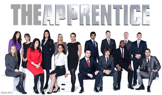 The Apprentice Candidates 2012