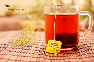 tea | by huda Almaawi