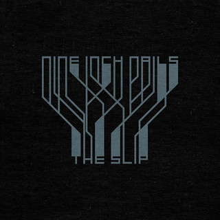 "Nine Inch Nails ""The Slip"" iPad retina wallpaper (2048 x 2048) 
